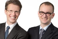Martin Niederhuber, Paul Reichel ©Niederhuber & Partner - pic_NiederhuberReichel300dpi