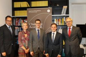 Insolvenzrecht f rderpreis 2015 von graf pitkowitz for Alexander isola