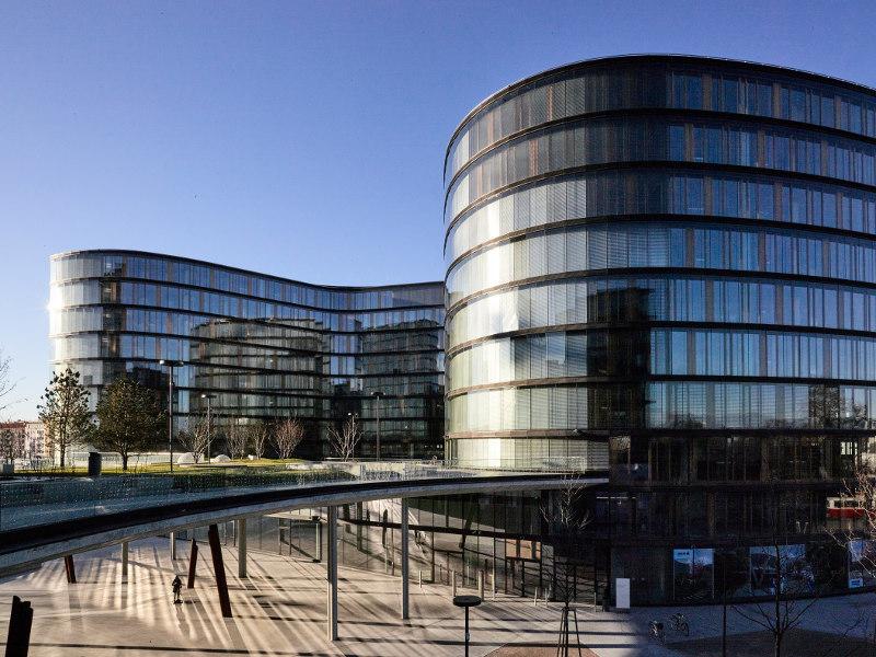 Erste Campus©Erste Bank / Christian Wind