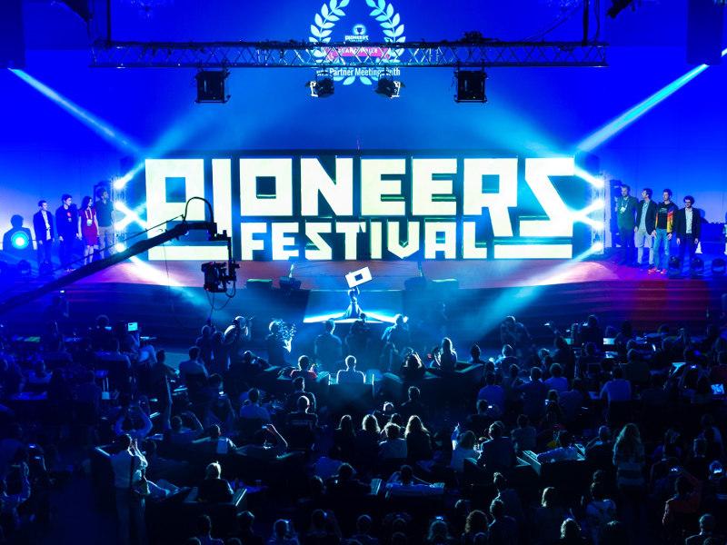 Pioneers Festival ©pioneers.io / nechvile.cz