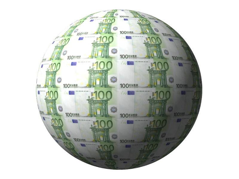 Geldkugel Sujet Credit ejn
