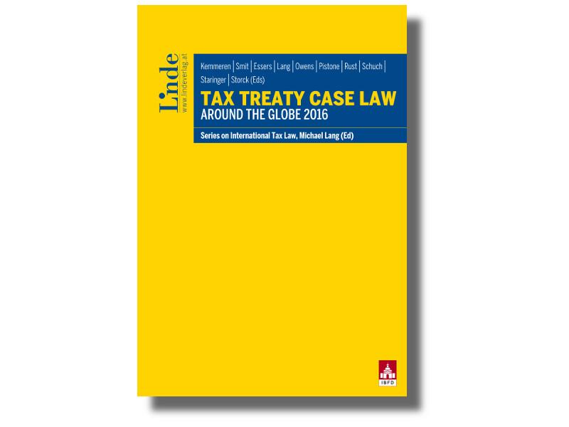 Tax Treaty Case Law Credit Linde