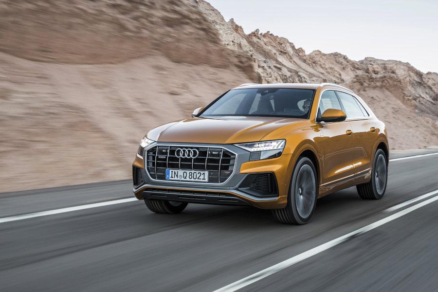Audi Q8 Credit Audi AG 1