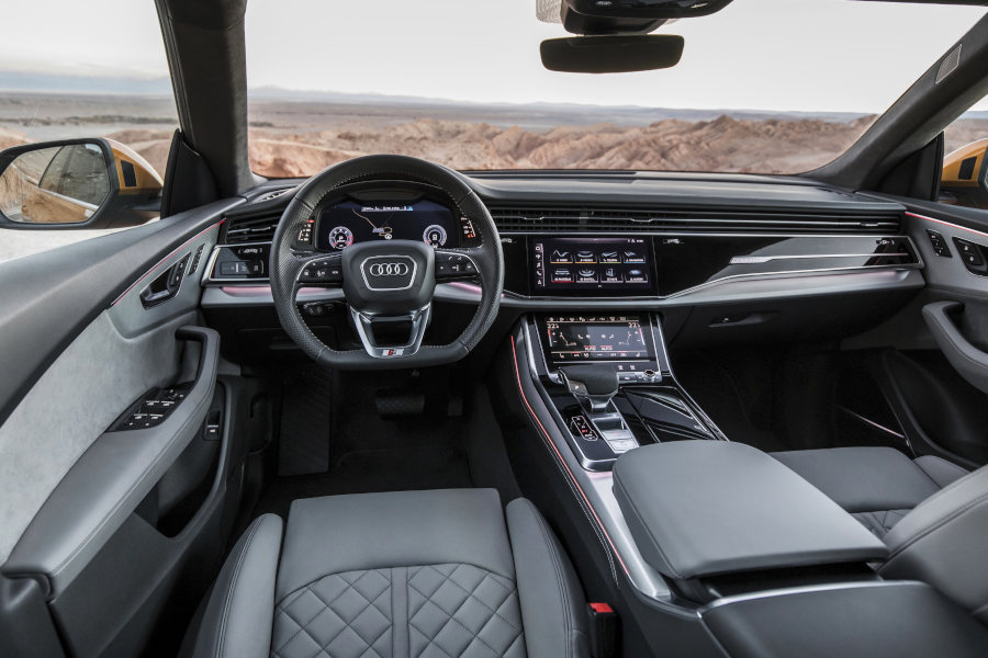 Audi Q8 Credit Audi AG 2