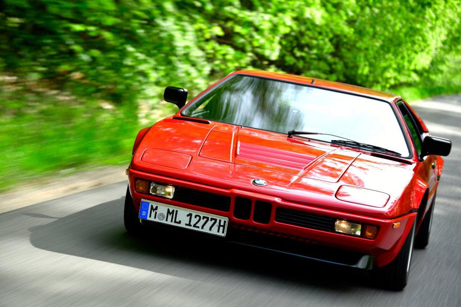 BMW M1 Credit Hardy Mutschler BMW AG