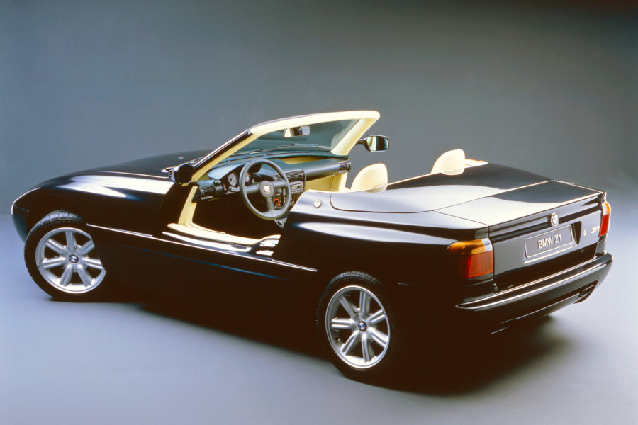 BMW Z1 Credit BMW AG