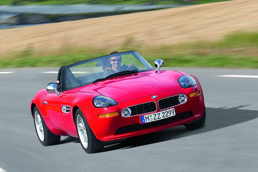 BMW Z8 Credit BMW