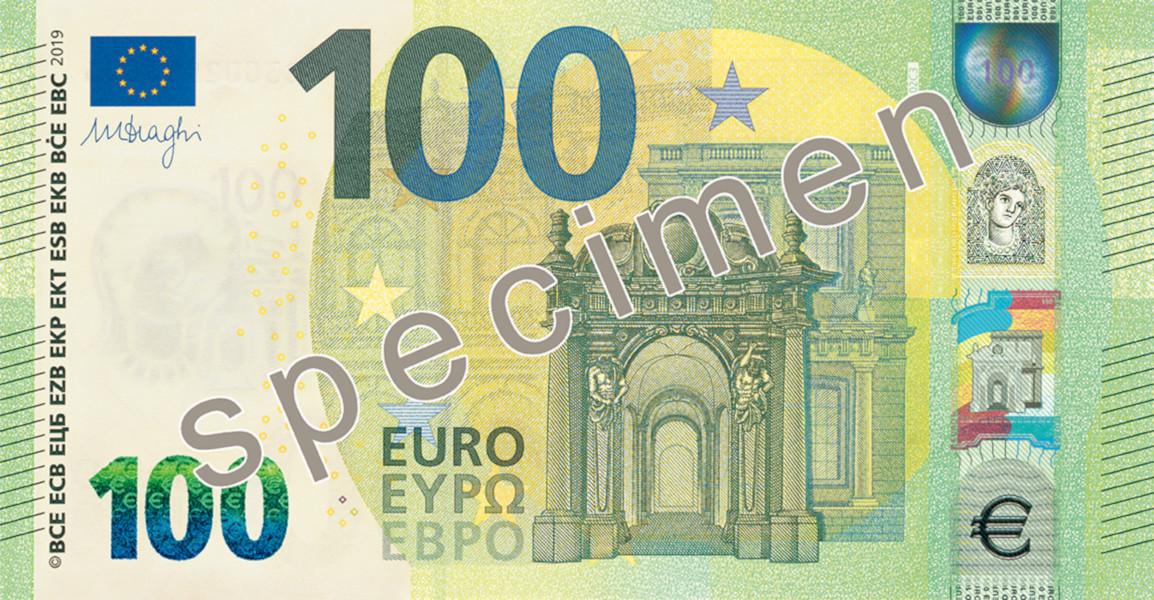 100 Euro Schein Credit EZB OeNB