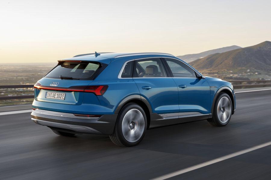 Audi e tron Credit Audi