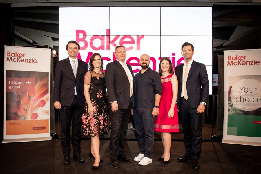 Baker McKenzie 15 Jahr Feier Credit Barbara Wirl