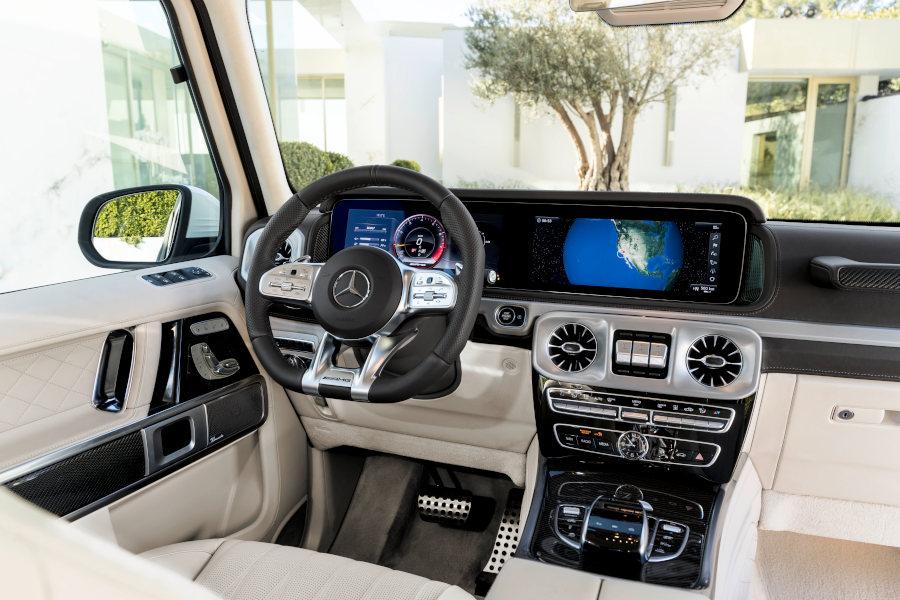 Mercedes G 63 Credit Daimler AG