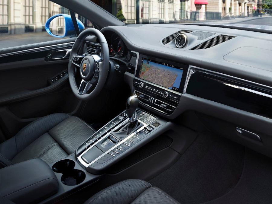 Porsche Macan Innenraum Credit Porsche