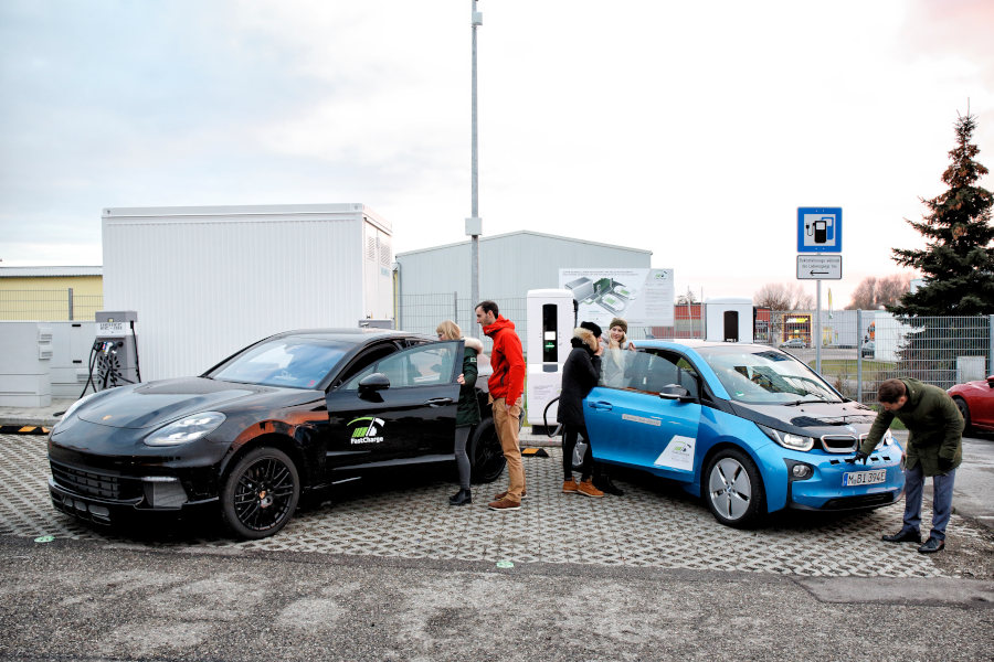 FastCharge Credit BMW