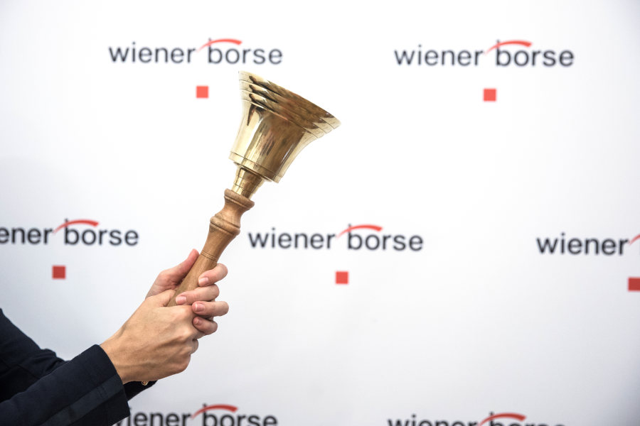 opening bell Sujet Credit Akos Stiller Wiener Börse
