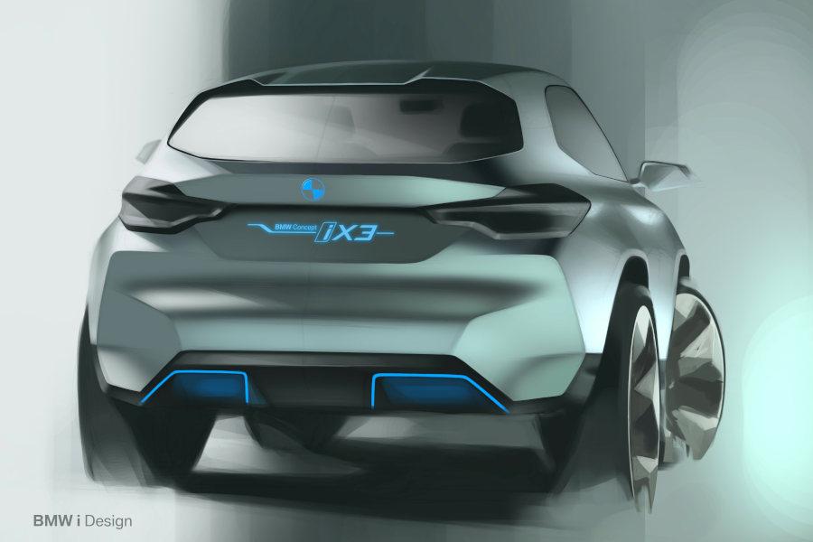 BMW concept ix3 Credit BMW 2