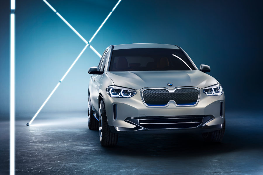 BMW concept ix3 Credit BMW