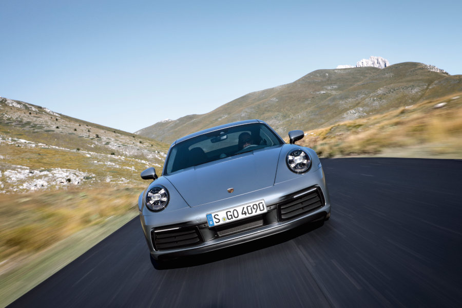 Porsche 911 Carrera 4S Credit Porsche 3