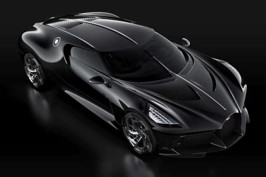 Bugatti La Voiture Noire Credit Bugatti