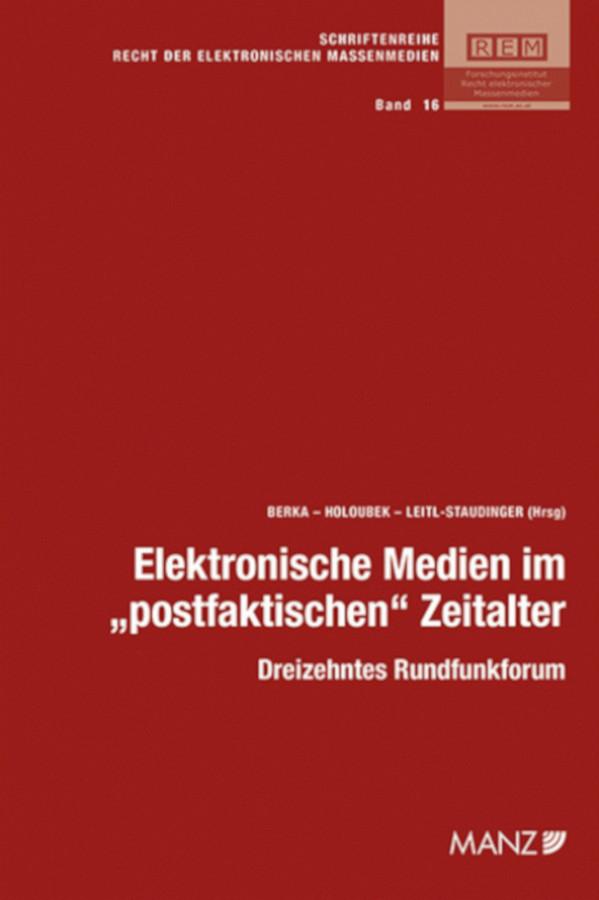 Elektronische Medien c Manz