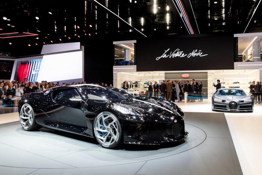 La Voiture Noire Credit Graeme Fordham Bugatti