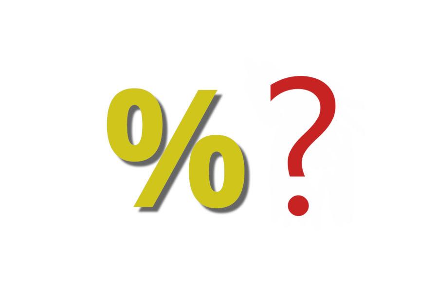 Prozentsatz Sujet Credit ejn 1