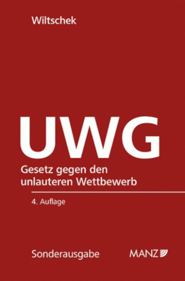 UWG c Manz