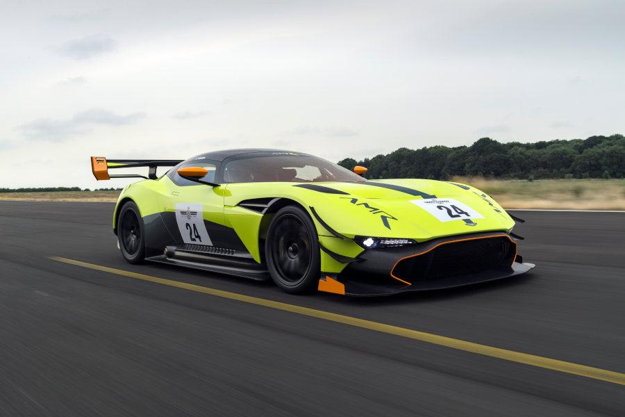 Aston Martin Vulcan AMR Pro Credit Aston Martin Max Earey