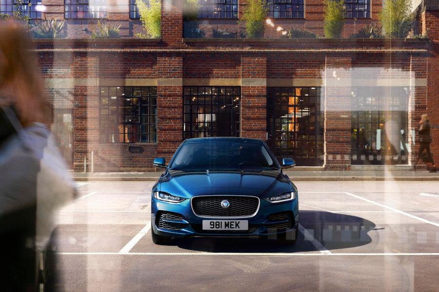 Jaguar XE Credit Jaguar Triggershoots LTD 2