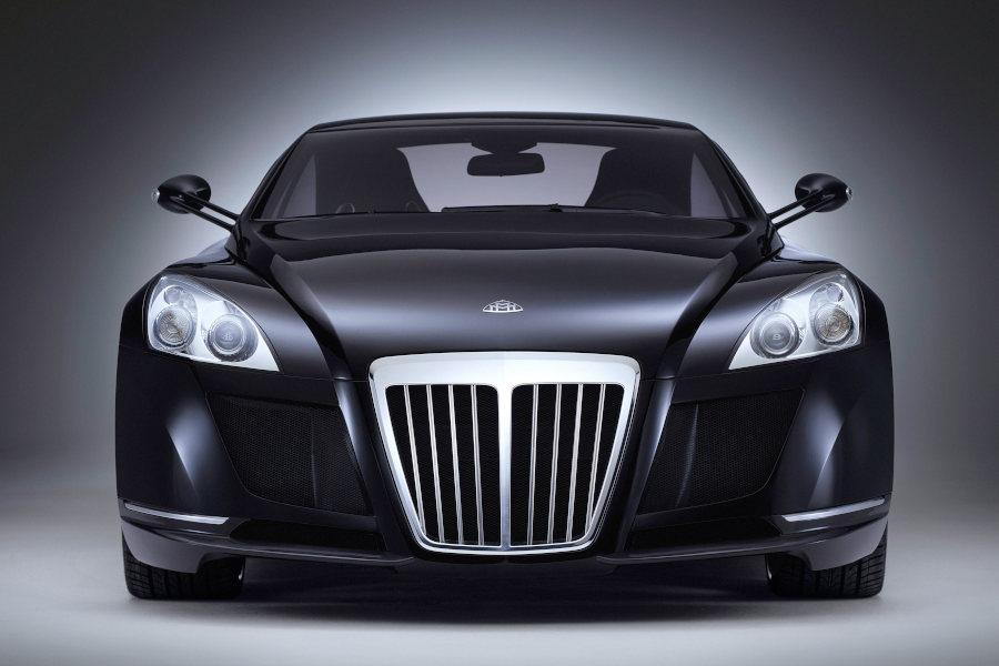 Maybach Exelero Showcar Credit Daimler AG