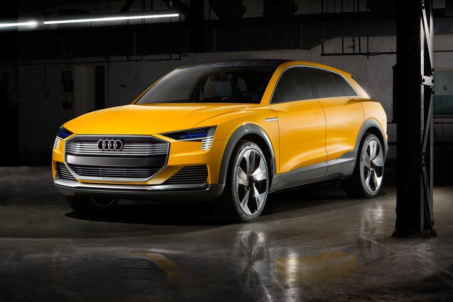 Audi h tron quattro concept Credit Audi