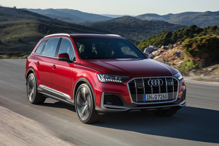 Audi Q7 Credit Audi
