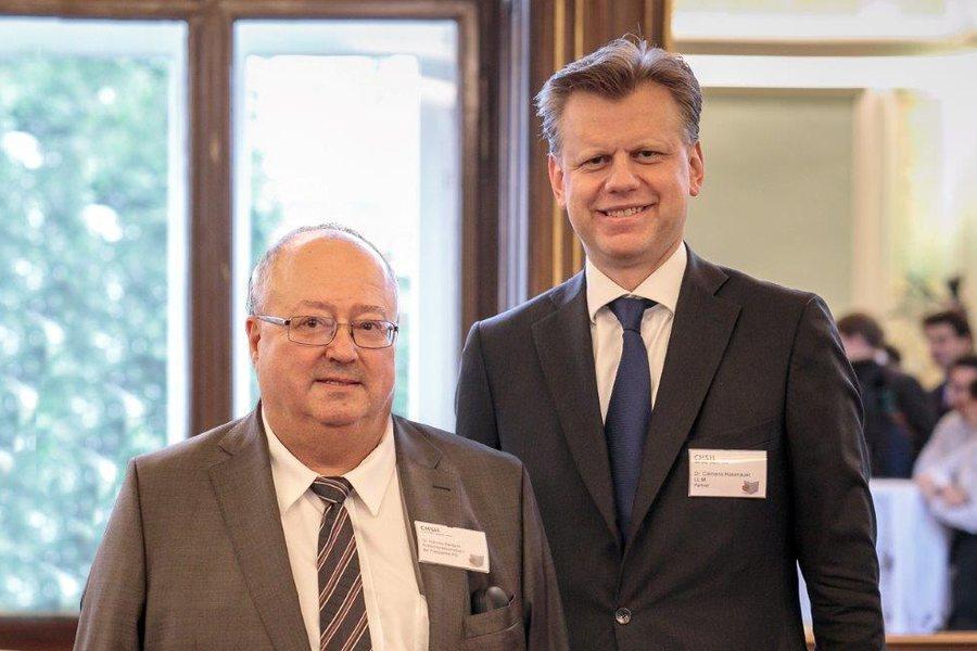 Hannes Bardach Clemens Hasenauer Credit CHSH