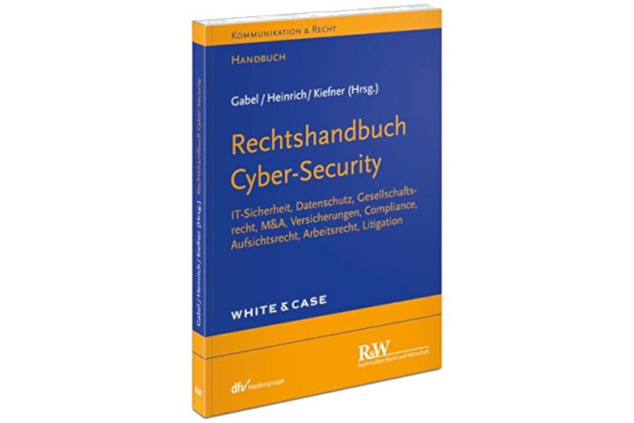 Rechtshandbuch Cyber Security c RuW