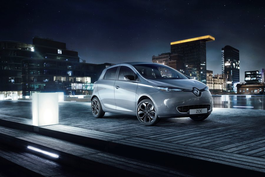 Renault Zoe Credit Renault Communications