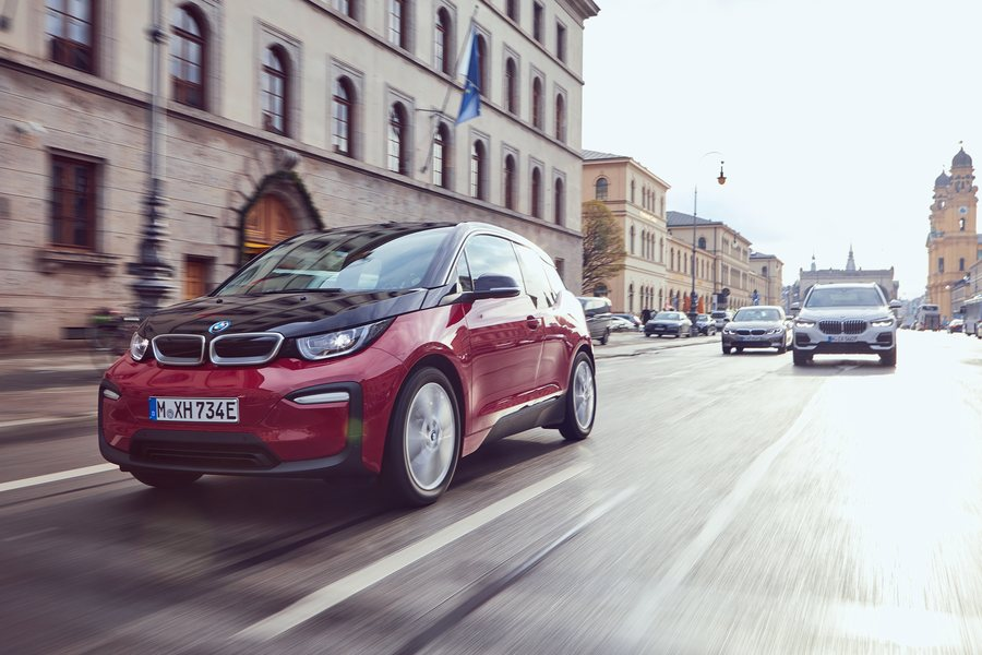 BMW i3 Credit BMW Wilfried Wulff