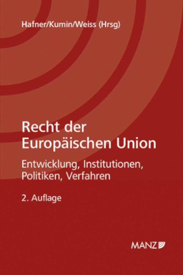 Recht der EU c Manz