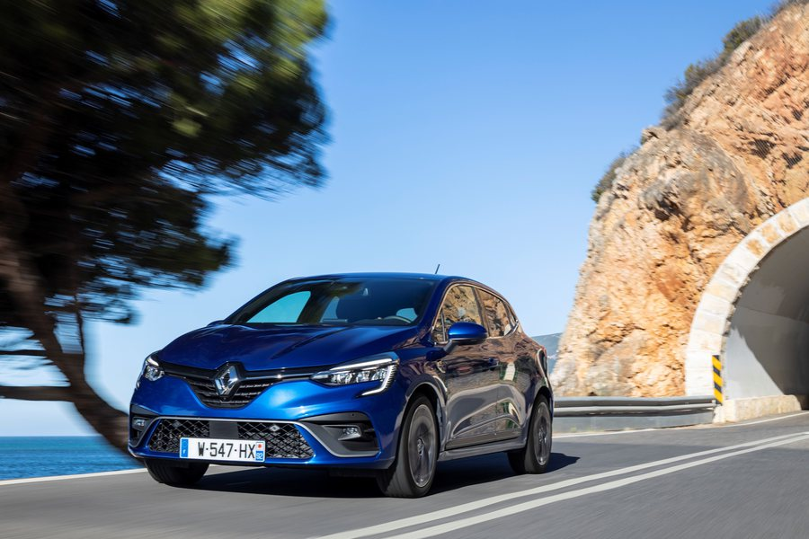 Renault Clio 2019 Credit Renault Communications