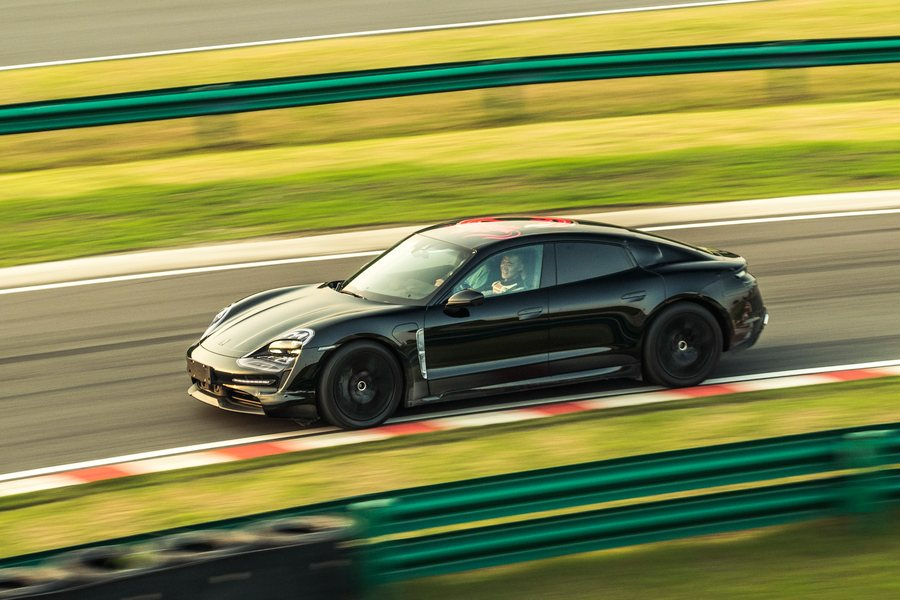 Taycan Credit Porsche