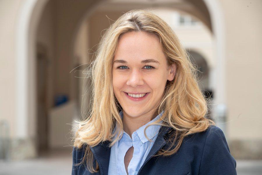 Christina Buchleitner Credit Andreas Kolarik Uni Salzburg