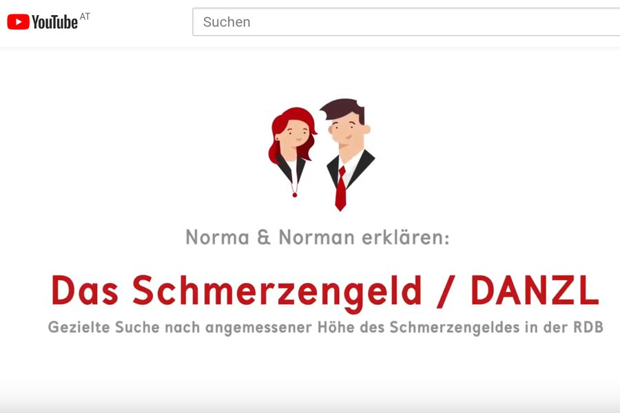 Danzl Schmerzengeld Credit Manz