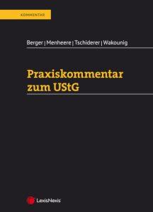 Praxiskommentar zum USTG Credit LexisNexis 216x300