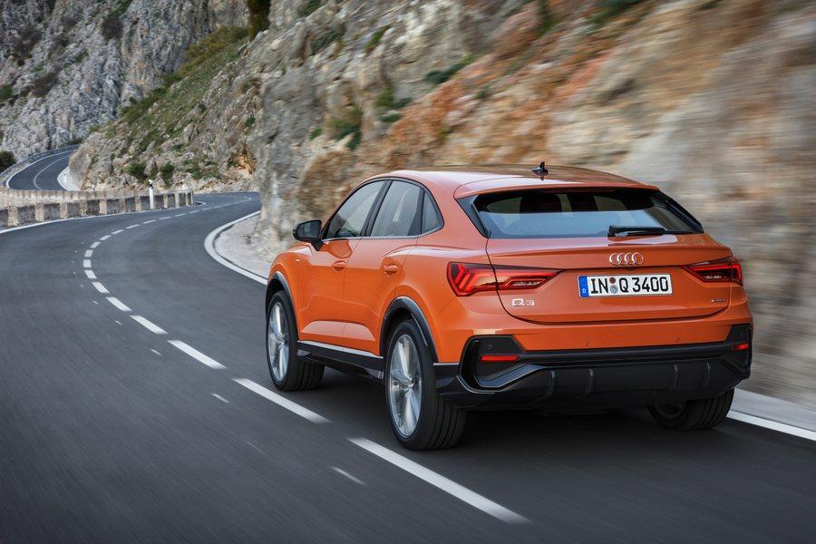 Audi Q3 Sportback Credit Audi AG 2