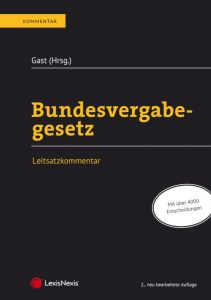 Bundesvergabegesetz c LexisNexis 211x300