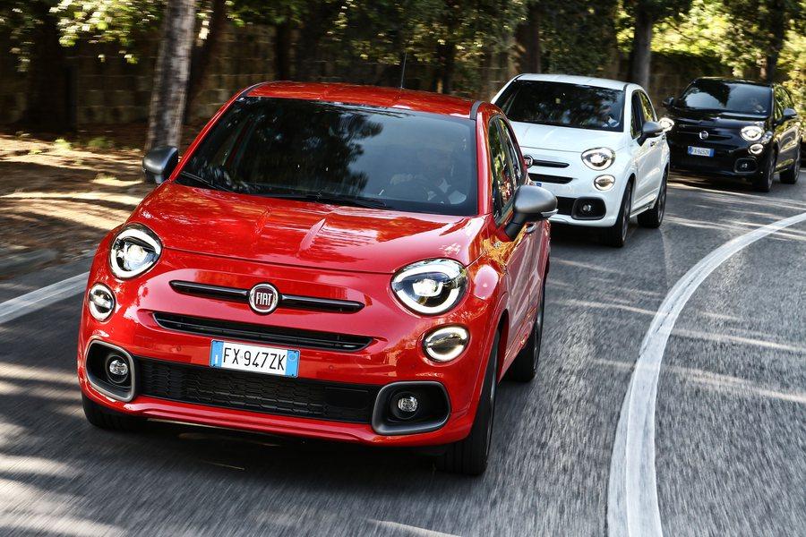 Fiat 500X Sport Credit Fiat