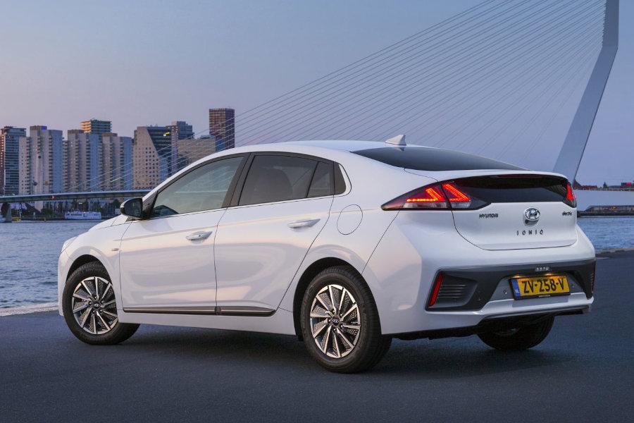 Hyundai Ioniq Elektro Credit Hyundai 2