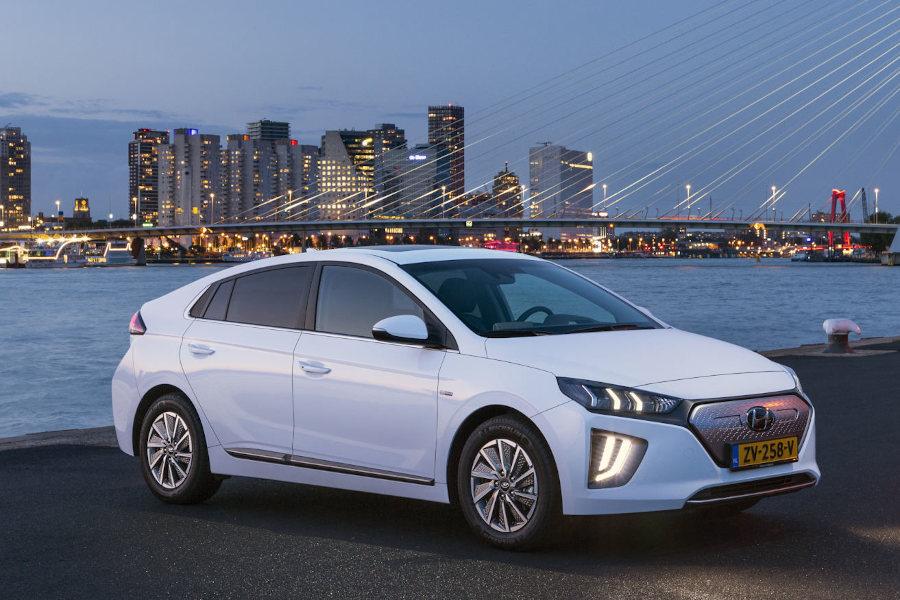 Hyundai Ioniq Elektro Credit Hyundai