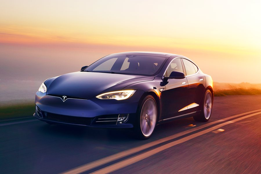 Tesla Model S Credit Tesla