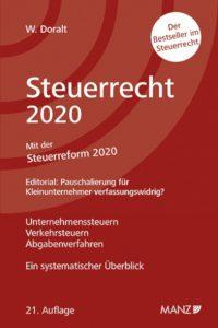 Steuerrecht 2020 c Manz 200x300