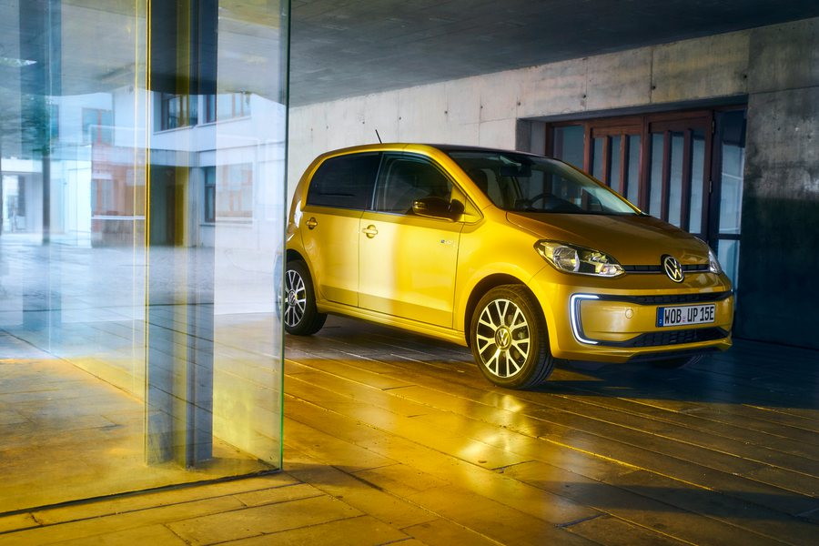 VW e up Credit Volkswagen AG Daub