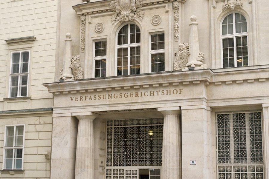 Verfassungsgerichtshof VfGH Sujet Credit ejn P1030344b